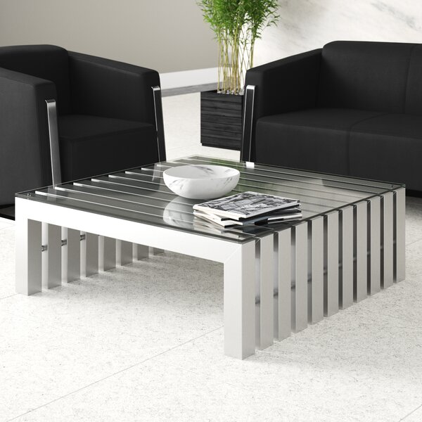 Vlad Sled Coffee Table By Upper Square™