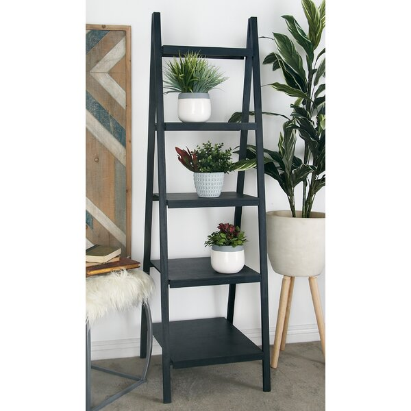 Ladder Bookcase by Cole & Grey