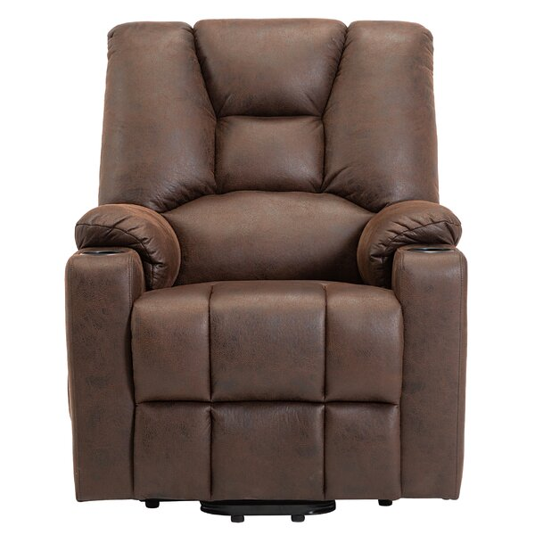 Corban Power Glider Recliner with Massage and Heating W003326702