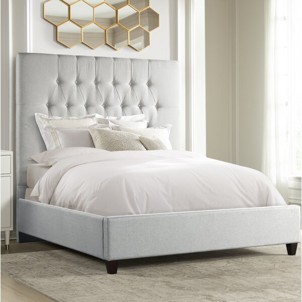 Adelina Upholstered Standard Bed by Mercer41