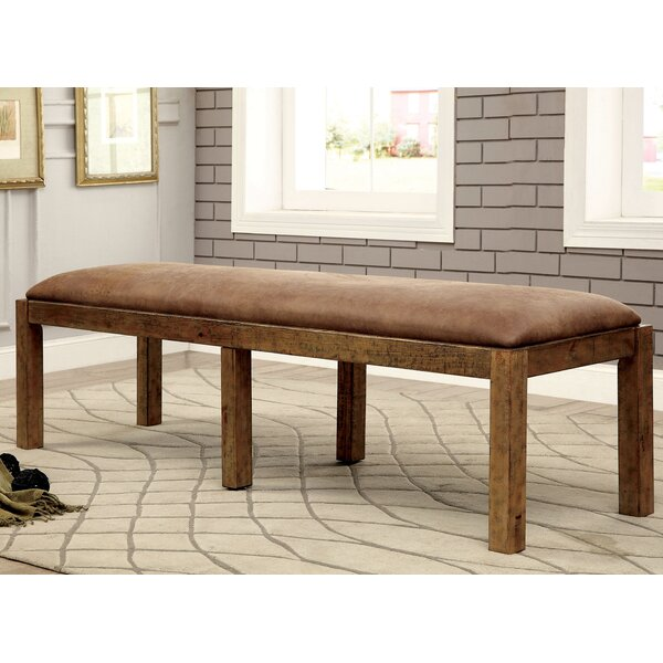 Marion Wood Bench by Loon Peak