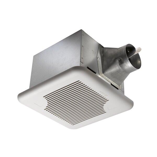 BreezSignature 110 CFM Energy Star Bathroom Fan by Delta Breez