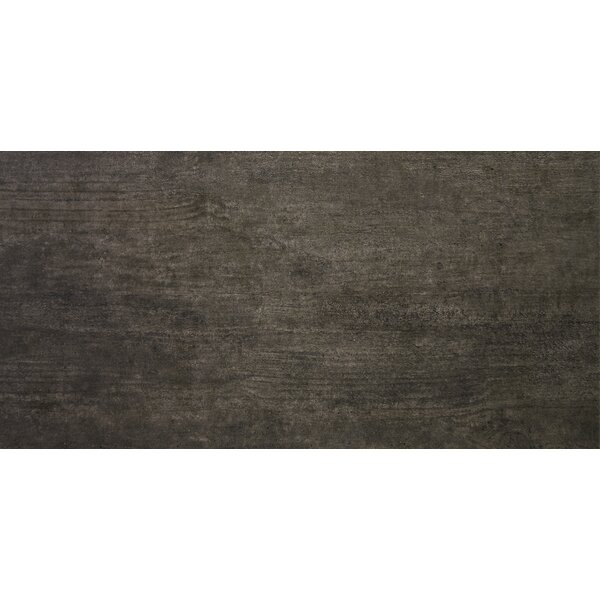 Metropolis 12 x 24 Porcelain Wood Look/Field Tile in Brown by MSI