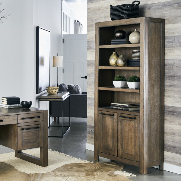 Foundry Select Bookcases With Doors
