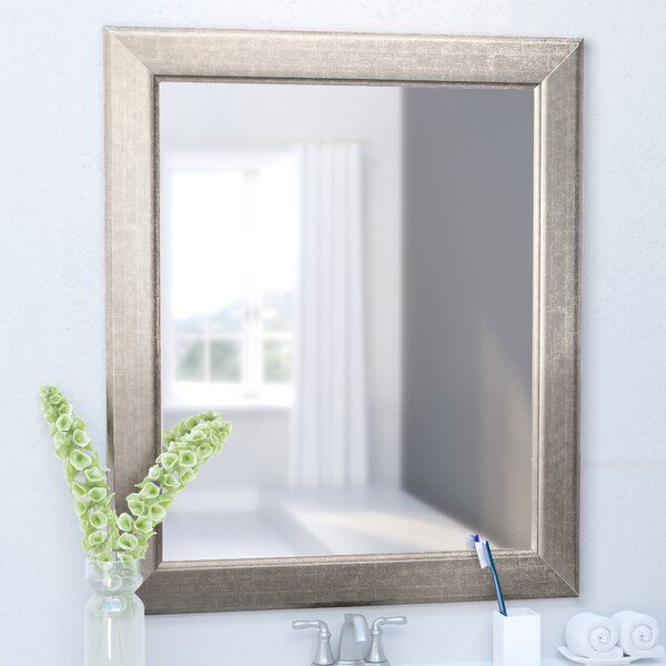 Natalia Subway Design Accent Wall Mirror by Zipcode Design