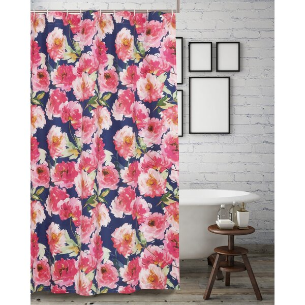 Youngman Shower Curtain by Winston Porter