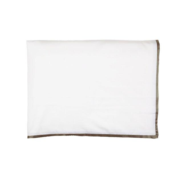 Silk Trim Reversible Single Duvet Cover