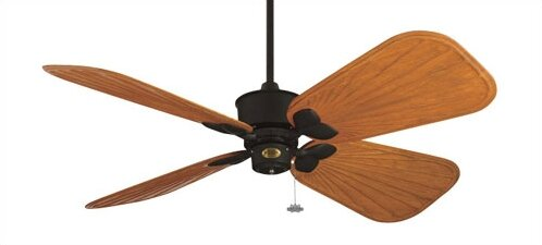 Fanimation 52 islander 5 blade ceiling fan reviews wayfair 52 islander 5 blade ceiling fan aloadofball Image collections