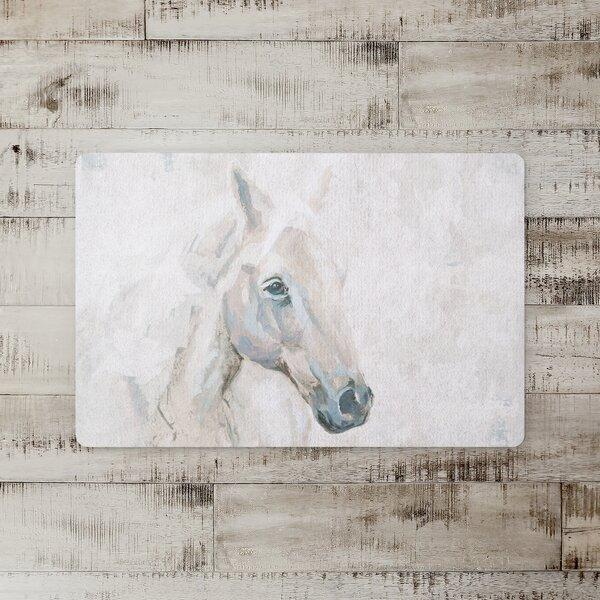 Murdock Horse Kitchen Mat