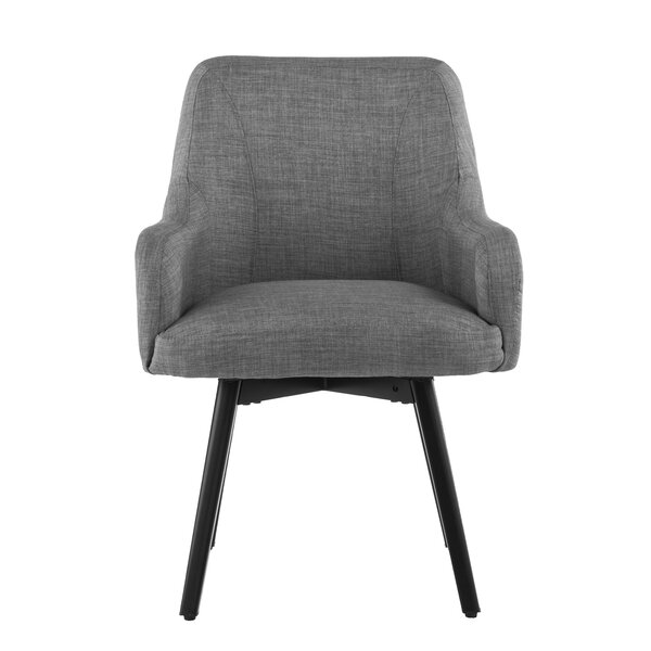 Farish Swivel Armchair (Set Of 2) By George Oliver
