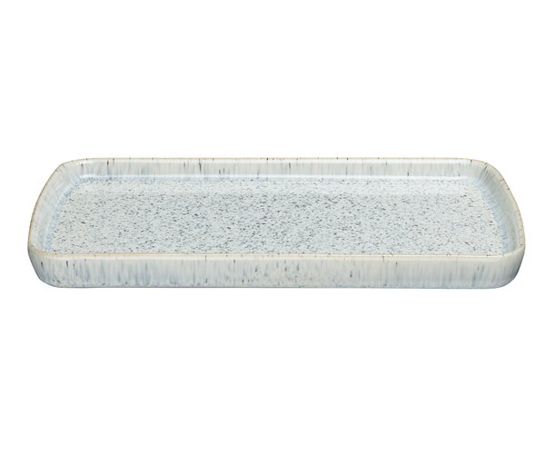 Halo Rectangle Platter by Denby