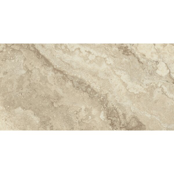 Montana 12 x 24 Porcelain Field Tile in Tan by Parvatile