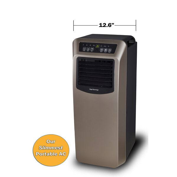 14,000 BTU Portable Air Conditioner with Remote by Royal Sovereign Int'l Inc