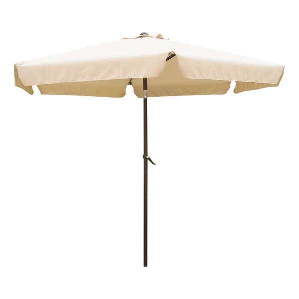 Hyperion 8' Beach Umbrella by Brayden Studio Brayden Studio