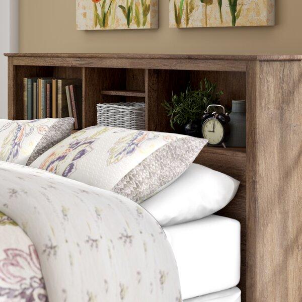 June Bookcase Headboard by Laurel Foundry Modern Farmhouse