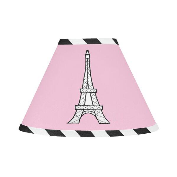 Paris 10 Brushed Microfiber Empire Lamp Shade by Sweet Jojo Designs