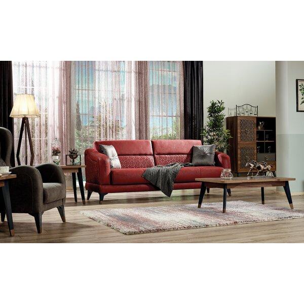 Farya Configurable 2-Piece Sleeper Living Room Set by Wrought Studio