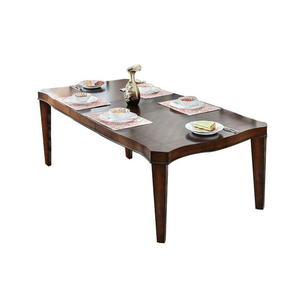 Weare Traditional Dining Table by Darby Home Co