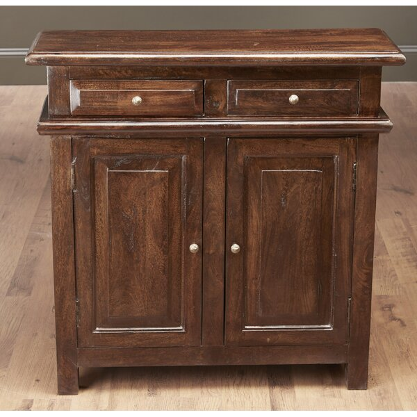 Washington 2 Drawer and 2 Door Console Accent Cabinet by Bloomsbury Market