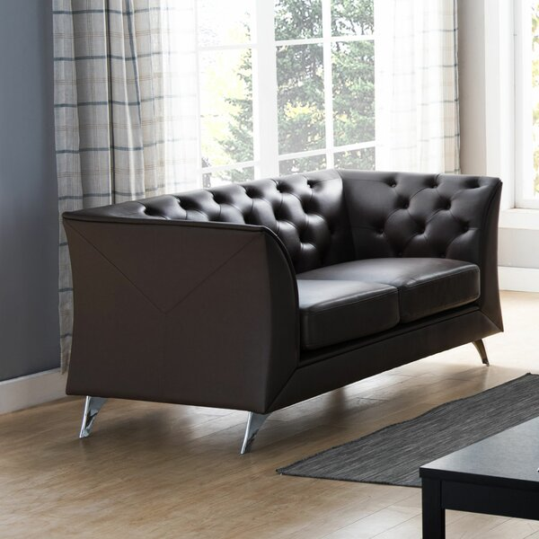Corbitt Loveseat by Wrought Studio