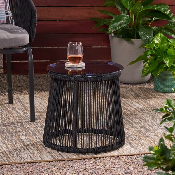 Berkshire End Table By Wrought Studio