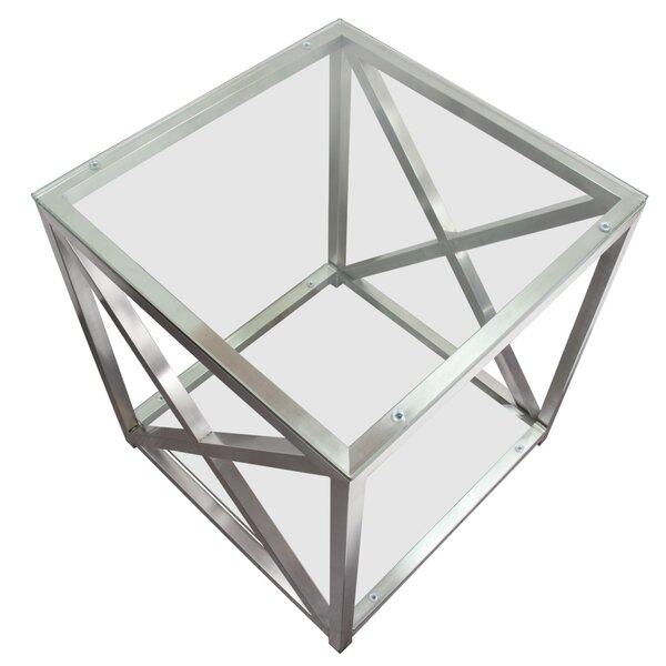 X-Factor End Table By Diamond Sofa