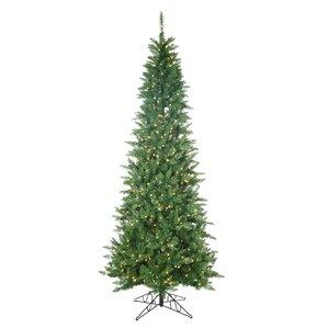 Slim Christmas Trees You'll Love Wayfair - Pre Lit Pencil Christmas Tree