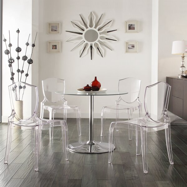 Eugenie 5 Piece Dining Set by Kingstown Home