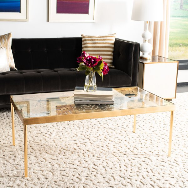 Grimes Coffee Table By Bay Isle Home