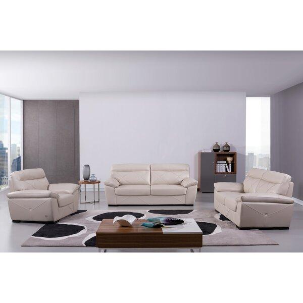 Otto Configurable Living Room Set by Orren Ellis