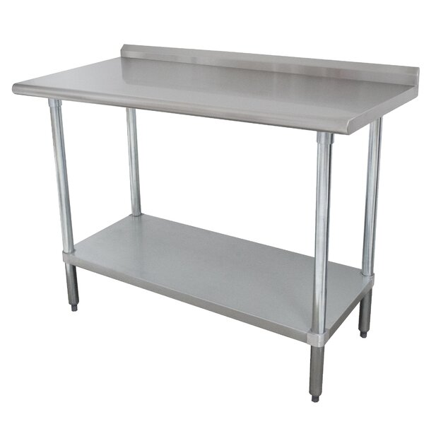 Prep Table By Advance Tabco Herry Up