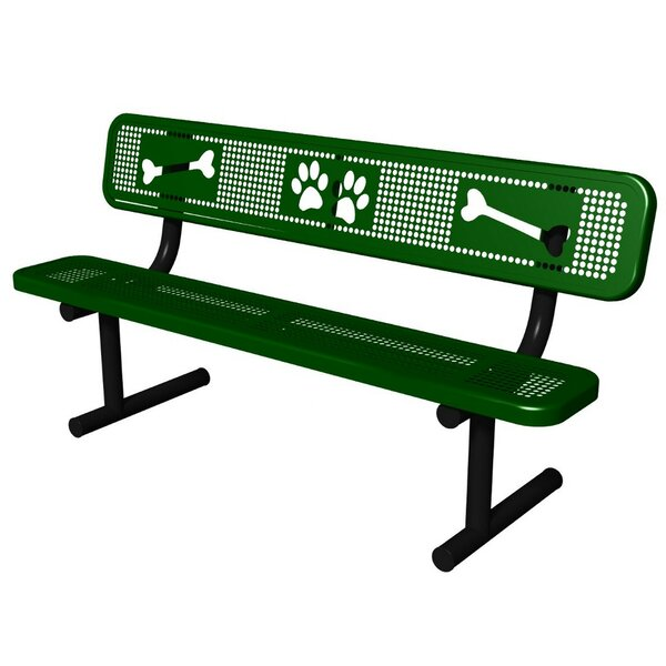 Bark Park Bark Park Bench by Ultra Play