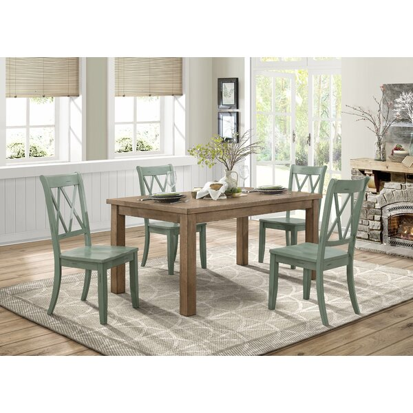 Cheryll Solid Wood Dining Chair