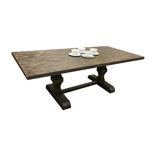 Loehr Extendable Dining Table By Canora Grey
