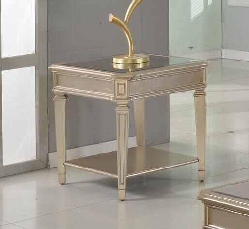 Brette End Table by Willa Arlo Interiors