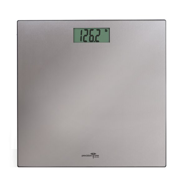 Precision One Stainless Steel Digital Scale by Escali
