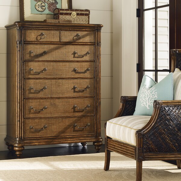 Bali Hai 7 Drawer Chest by Tommy Bahama Home