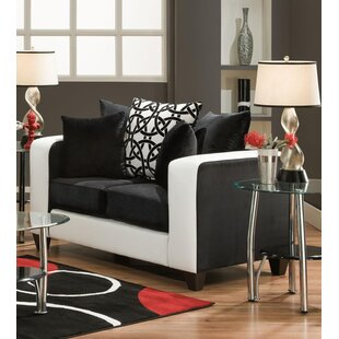 Gorney Loveseat Ebern Designs