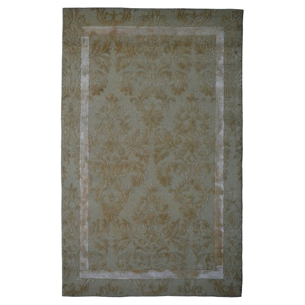 Wool Hand-Tufted Ivory/Beige Area Rug by Eastern Weavers