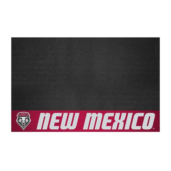 University of New Mexico Grill Mat by FANMATS