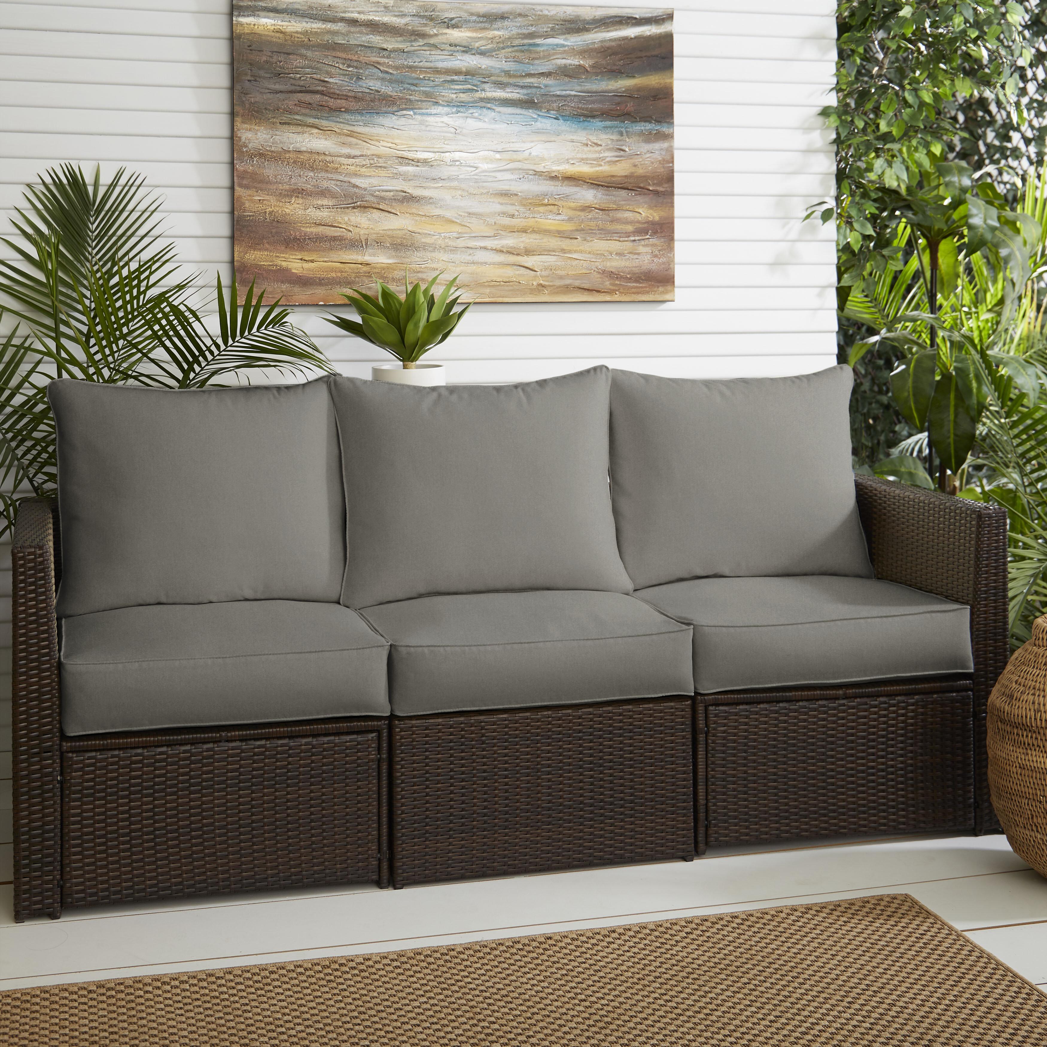 Grey Outdoor Cushions Joss Main