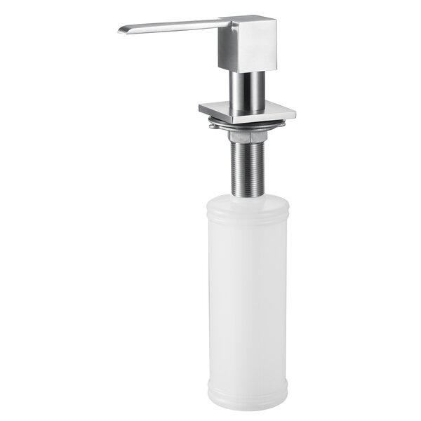Modern Square Soap Dispenser by Alfi Brand