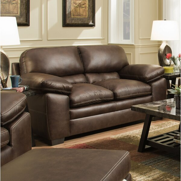 Online Shopping Hepler Loveseat by Alcott Hill by Alcott Hill