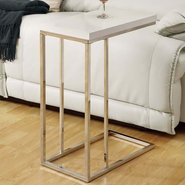 Mclaughlin End Table by Wrought Studio