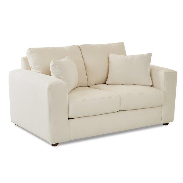 Tamara Loveseat by Wayfair Custom Upholstery™