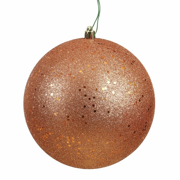 Christmas Ball Ornament (Set of 4) by The Holiday Aisle