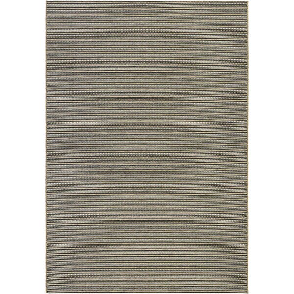 Napa Brown Indoor/Outdoor Area Rug by Trent Austin Design