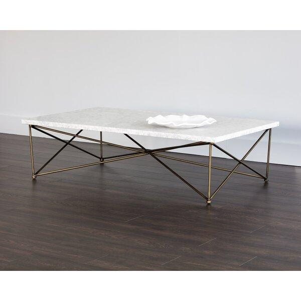 Distefano Coffee Table by Everly Quinn Everly Quinn