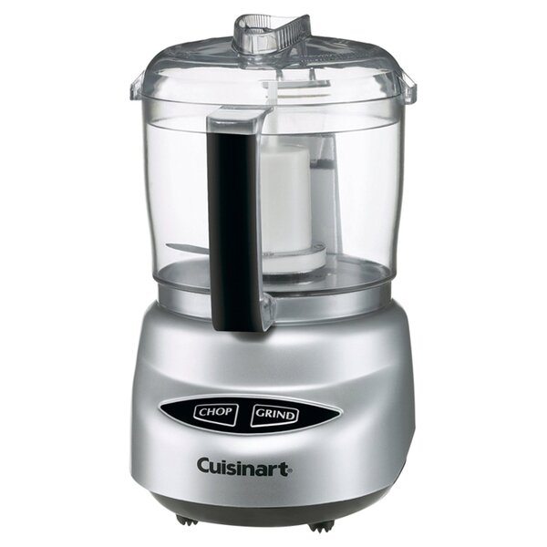 Mini Prep Plus 4 Cup Food Processor By Cuisinart.