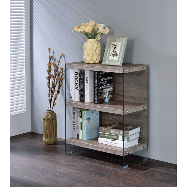 Mosinee Spacious Standard Bookcase by Ivy Bronx Ivy Bronx
